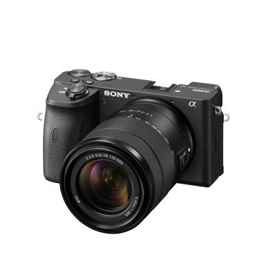 Fotoaparatas Sony α6600 + 18-135MM OSS 2