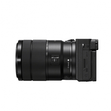 Fotoaparatas Sony α6600 + 18-135MM OSS 3