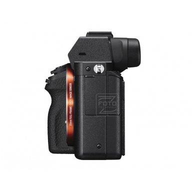 Fotoaparatas Sony α7 Mark II + SONY FOTOPAMOKA + 60 mėn. garantija 3