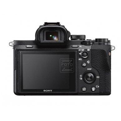 Fotoaparatas Sony α7 Mark II + SONY FOTOPAMOKA + 60 mėn. garantija 4