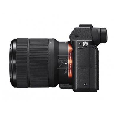 Fotoaparatas Sony α7 Mark II 28-70 Kit + SONY FOTOPAMOKA + 60 mėn. garantija 4