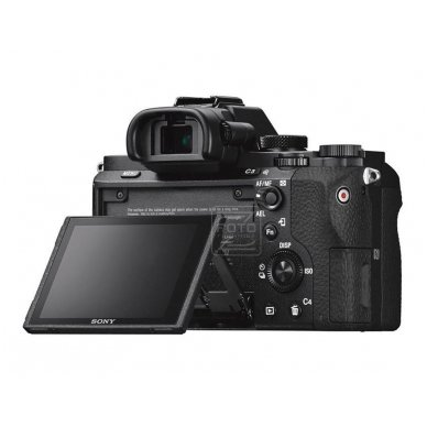 Fotoaparatas Sony α7 Mark II 28-70 Kit + SONY FOTOPAMOKA + 60 mėn. garantija 5