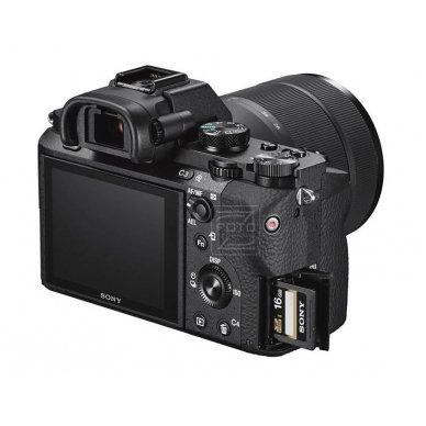Fotoaparatas Sony α7 Mark II 28-70 Kit + SONY FOTOPAMOKA + 60 mėn. garantija 6