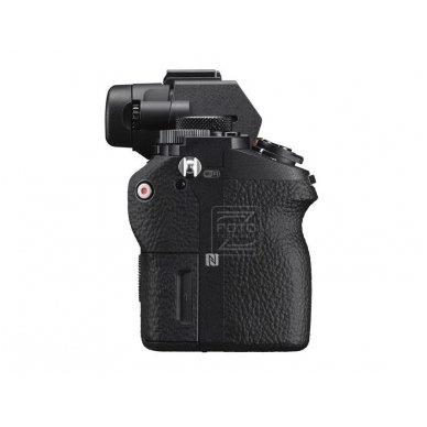 Fotoaparatas Sony α7 Mark II + SONY FOTOPAMOKA + 60 mėn. garantija 5