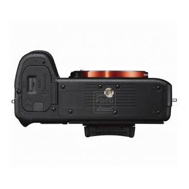 Fotoaparatas Sony α7 Mark II + SONY FOTOPAMOKA + 60 mėn. garantija 6