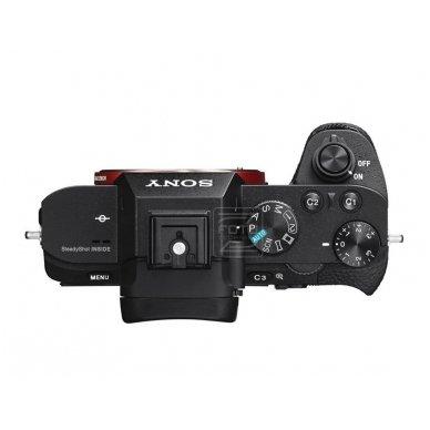 Fotoaparatas Sony α7 Mark II + SONY FOTOPAMOKA + 60 mėn. garantija 2