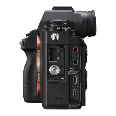 Fotoaparatas Sony α9 papildoma +1 metų garantija 7