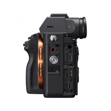 Fotoaparatas Sony a7R Mark III A 3