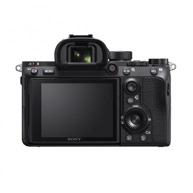 Fotoaparatas Sony a7R Mark III A 4
