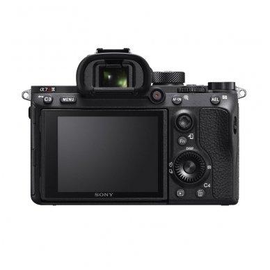 Fotoaparatas Sony a7R Mark III papildoma +1 metų garantija 4