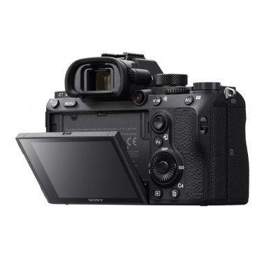 Fotoaparatas Sony a7R Mark III papildoma +1 metų garantija 5