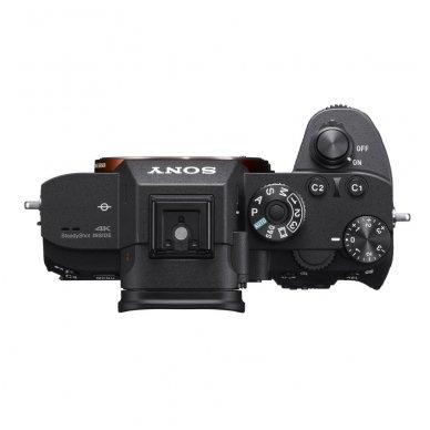 Fotoaparatas Sony α7R Mark III papildoma +1 metų garantija 2