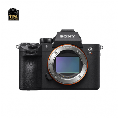 Fotoaparatas Sony α7R Mark III papildoma +1 metų garantija