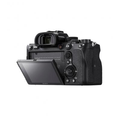 Fotoaparatas Sony a7R Mark IV 5