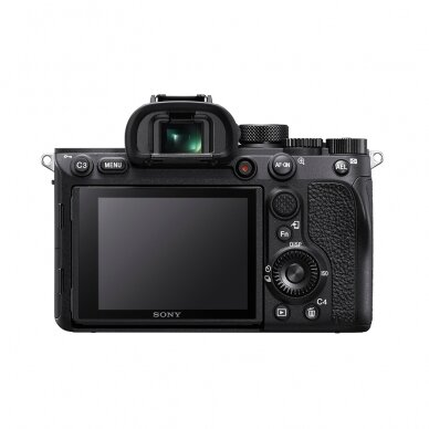 Fotoaparatas Sony a7R Mark IV A 2
