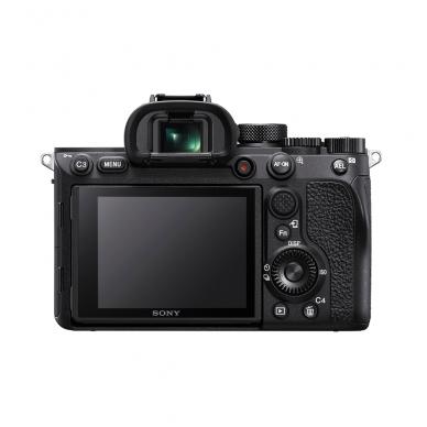 Fotoaparatas Sony α7R Mark IV papildoma +1 metų garantija 2