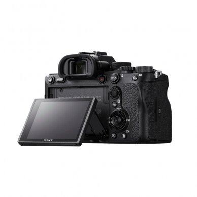 Fotoaparatas Sony a7R Mark IV A 4