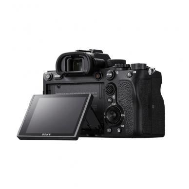 Fotoaparatas Sony α7R Mark IV 4