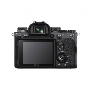Fotoaparatas Sony α9 mark II 2