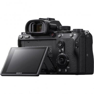 Fotoaparatas Sony A7 Mark III 3