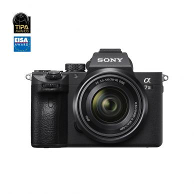 Fotoaparatas Sony A7 Mark III 28-70 Kit