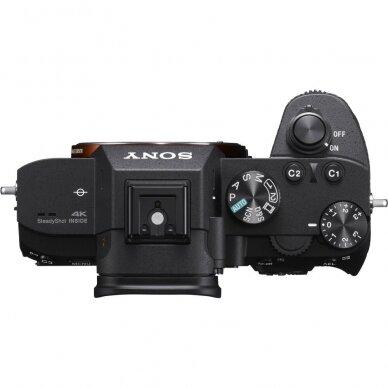 Fotoaparatas Sony A7 Mark III 28-70 Kit 4