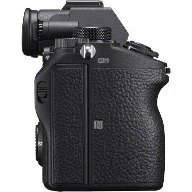 Fotoaparatas Sony A7 Mark III 28-70 Kit 6