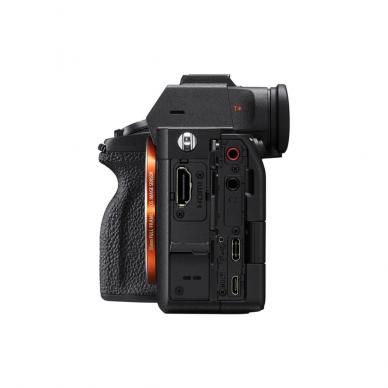 Fotoaparatas Sony a7S mark III body 4