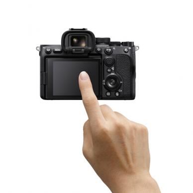 Fotoaparatas Sony a7S mark III body 6
