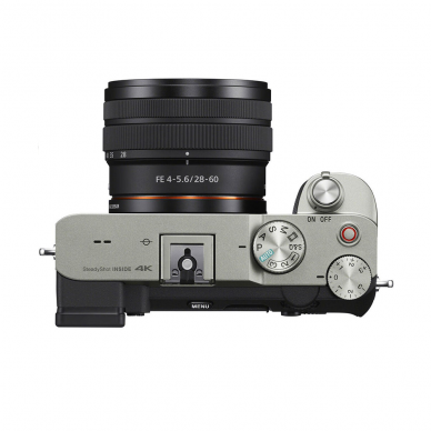 Fotoaparatas Sony Alpha a7C + 28-60mm 3