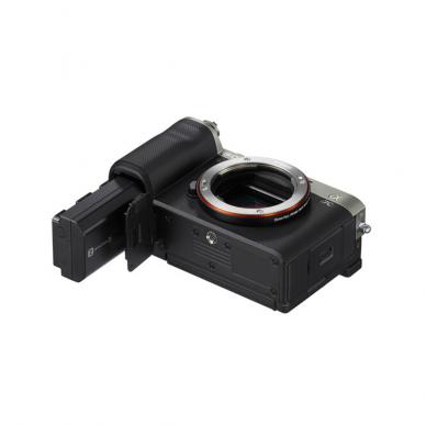 Fotoaparatas Sony Alpha a7C 11