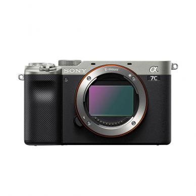 Fotoaparatas Sony Alpha a7C