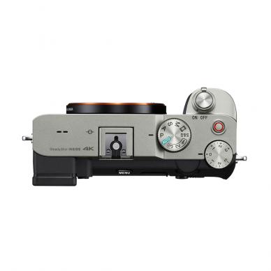 Fotoaparatas Sony Alpha a7C 4