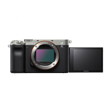 Fotoaparatas Sony Alpha a7C 3