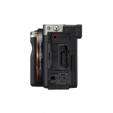 Fotoaparatas Sony Alpha a7C 7