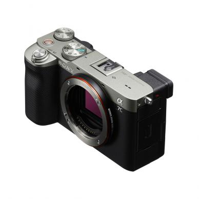 Fotoaparatas Sony Alpha a7C 9