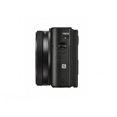 Fotoaparatas Sony RX100 V papildoma +1 metų garantija 3