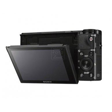 Fotoaparatas Sony RX100 V papildoma +1 metų garantija 5