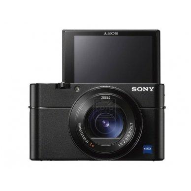 Fotoaparatas Sony RX100 V papildoma +1 metų garantija 2