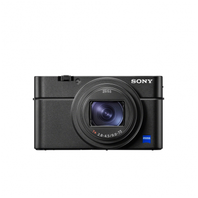 Fotoaparatas Sony RX100 VI + 60 mėn. garantija