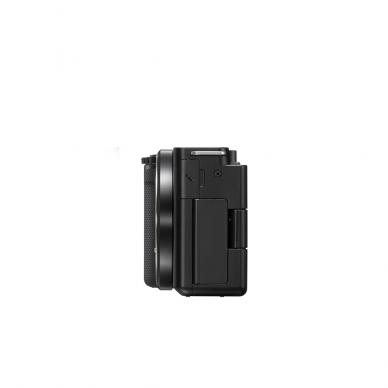 Fotoaparatas Sony ZV-E10 6
