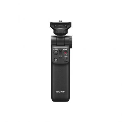 Fotoaparatas Sony ZV-1 su rankena GP-VPT2BT + mikrofonas GP-VPT2BT 6