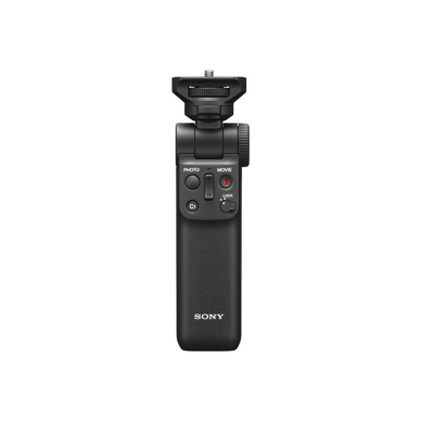 Fotoaparatas Sony ZV-1 su rankena GP-VPT2BT 5