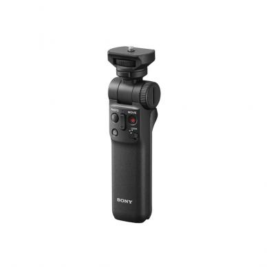 Fotoaparatas Sony ZV-1 su rankena GP-VPT2BT + mikrofonas GP-VPT2BT 7