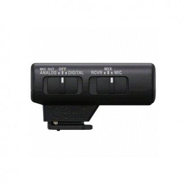 Fotoaparatas Sony ZV-1 su rankena GP-VPT2BT + mikrofonas GP-VPT2BT 10