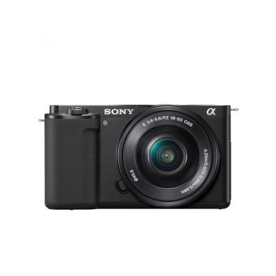 Fotoaparatas Sony ZV-E10 16-50mm Kit