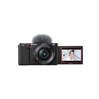 Fotoaparatas Sony ZV-E10 16-50mm Kit 3