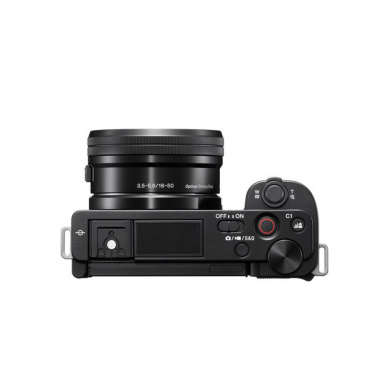Fotoaparatas Sony ZV-E10 16-50mm Kit 4