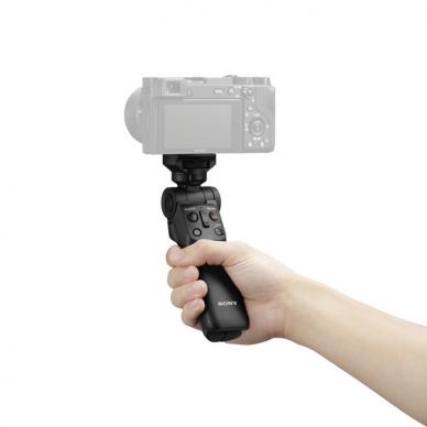 Fotoaparato rankena GPVPT2BT su nuotoliniu belaidžiu valdikliu 5