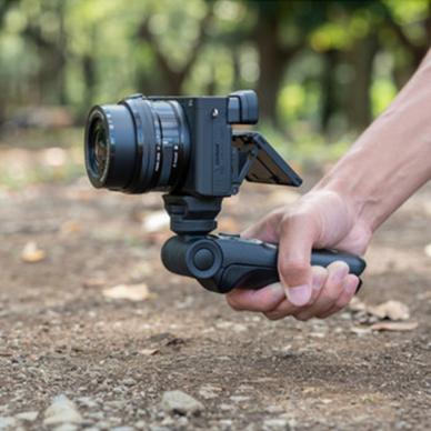 Fotoaparato rankena GPVPT2BT su nuotoliniu belaidžiu valdikliu 7